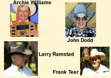 BC Cowboy Hall of Fame Recipients for 2012
