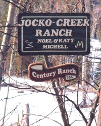 Jocko Creek Ranch